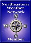 Northeastern Weather Network Logo